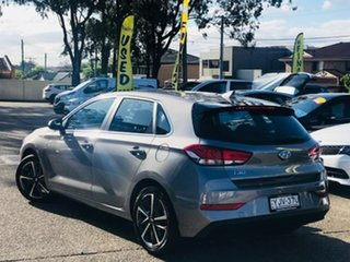 2020 Hyundai i30 PD.V4 MY21 Elite Grey 6 Speed Sports Automatic Hatchback.