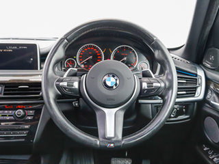 2015 BMW X5 F15 MY15 xDrive 40D Grey 8 Speed Automatic Wagon