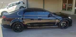 2014 Holden Commodore VF MY14 SS V Redline Black 6 Speed Manual Sedan.
