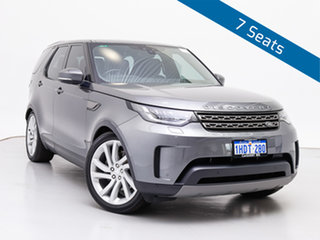 2018 Land Rover Discovery MY18 TD6 SE (190kW) Grey 8 Speed Automatic Wagon.