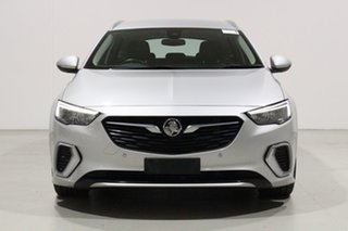 2018 Holden Commodore ZB RS Silver 9 Speed Automatic Sportswagon.