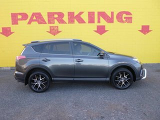 2017 Toyota RAV4 ASA44R GXL AWD Grey 6 Speed Sports Automatic Wagon