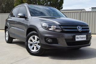 2013 Volkswagen Tiguan 5N MY13.5 132TSI DSG 4MOTION Pacific Graphite 7 Speed.