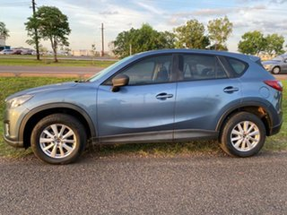 2014 Mazda CX-5 KE1021 MY14 Maxx SKYACTIV-Drive AWD Sport Blue 6 Speed Sports Automatic Wagon
