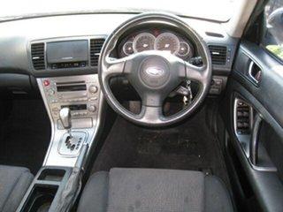 2005 Subaru Outback MY05 2.5i AWD White 4 Speed Auto Elec Sportshift Wagon