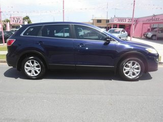 2011 Mazda CX-9 TB SERIES 4 Classic Blue 6 Speed Automatic Wagon