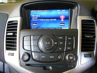 2015 Holden Cruze JH Series II MY15 Equipe Silver 5 Speed Manual Hatchback