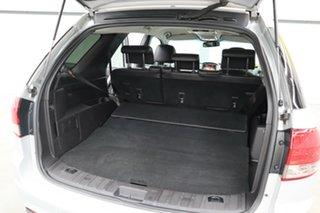 2016 Ford Territory SZ MK2 Titanium (RWD) Silver 6 Speed Automatic Wagon