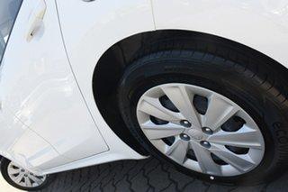 2021 Kia Rio YB MY21 S Clear White 6 Speed Automatic Hatchback