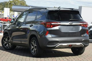 2021 Kia Seltos SP2 MY21 Sport (FWD) With Safety Pack Gravity Grey Continuous Variable Wagon.
