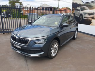 2020 Skoda Kamiq NW MY20.5 85TSI DSG FWD Quartz Grey 7 Speed Sports Automatic Dual Clutch Wagon.
