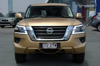 2020 Nissan Patrol Y62 Series 5 MY20 TI (4x4) Haj 7 Speed Automatic Wagon