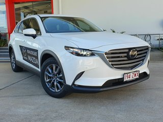 2020 Mazda CX-9 Touring White 6 Speed Automatic Wagon.