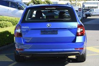 2020 Skoda Octavia NE MY20.5 110TSI DSG Race Blue 7 Speed Sports Automatic Dual Clutch Wagon