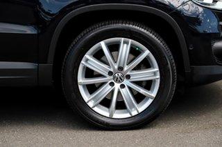 2012 Volkswagen Tiguan 5N MY12.5 132TSI Tiptronic 4MOTION Pacific Black 6 Speed Sports Automatic