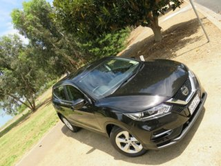 2020 Nissan Qashqai J11 Series 3 MY20 ST X-tronic Pearl Black 1 Speed Constant Variable Wagon.