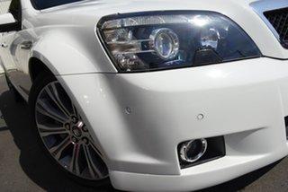 2015 Holden Caprice WN MY15 V White 6 Speed Sports Automatic Sedan.