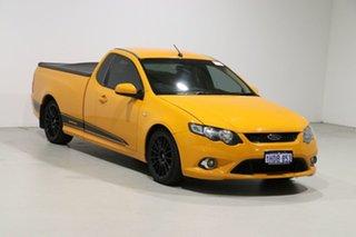 2009 Ford Falcon FG XR6 Orange 6 Speed Manual Utility