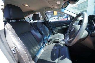 2013 Holden Cruze JH MY14 SRi V White 6 Speed Automatic Hatchback