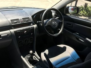 2007 Mazda 3 BK10F2 Neo Silver 5 Speed Manual Hatchback