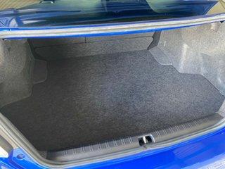 2018 Subaru WRX Blue Manual Sedan