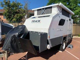 2011 Track Trailer Topaz Caravan.