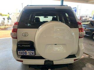 2013 Toyota Landcruiser Prado KDJ150R MY14 GXL (4x4) White 5 Speed Sequential Auto Wagon