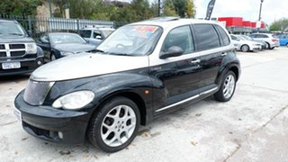2009 Chrysler PT Cruiser PG MY2007 Touring GT Black 5 Speed Manual Wagon.