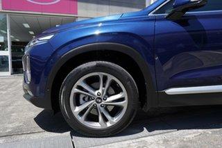 2018 Hyundai Santa Fe TM MY19 Highlander Blue 8 Speed Sports Automatic Wagon.