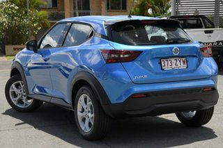 2020 Nissan Juke F16 ST+ DCT 2WD Vivid Blue 7 Speed Sports Automatic Dual Clutch Hatchback.