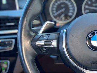 2016 BMW X1 F48 xDrive25i Steptronic AWD Blue 8 Speed Sports Automatic Wagon