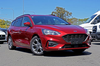 2020 Ford Focus SA 2020.25MY ST-Line Red 8 Speed Automatic Wagon.