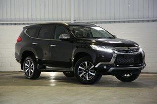 2019 Mitsubishi Pajero Sport QE MY19 Exceed Black 8 Speed Sports Automatic Wagon.
