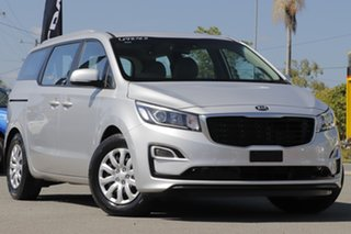 2018 Kia Carnival YP MY19 S Sparkling Silver 8 Speed Sports Automatic Wagon.
