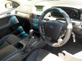 2010 Ford Falcon FG XT Blue 4 Speed Sports Automatic Sedan