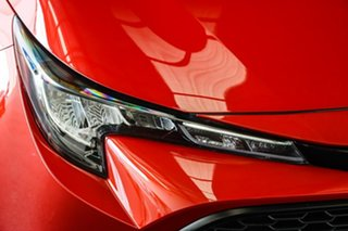 2020 Toyota Corolla ZWE211R Ascent Sport E-CVT Hybrid Volcanic Red 10 Speed Constant Variable