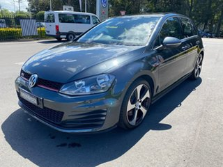2015 Volkswagen Golf VII MY15 GTI DSG Grey 6 Speed Sports Automatic Dual Clutch Hatchback.