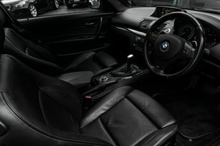 2013 BMW 1 Series E82 LCI MY1112 120i Steptronic Black 6 Speed Sports Automatic Coupe