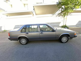 1992 Volvo 940 GL Grey 4 Speed Automatic Sedan.