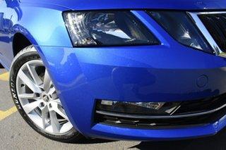 2020 Skoda Octavia NE MY20.5 110TSI DSG Race Blue 7 Speed Sports Automatic Dual Clutch Wagon.