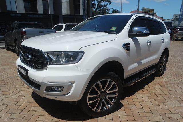Used Ford Everest Parramatta, EVEREST 2020.25 TITANIUM 2.0L 10A 4WD