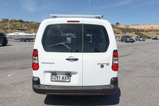 2013 Peugeot Partner B9P MY12 L2 Low Roof MWB White 5 Speed Manual Van
