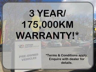 2016 Mitsubishi Triton MQ MY16 GLX Double Cab 4x2 White 6 Speed Manual Utility.