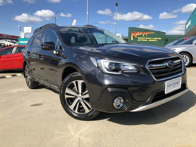Used Subaru Outback MY17 2.5i AWD Victoria Park, 2018 Subaru Outback MY17 2.5i AWD Grey Continuous Variable Wagon