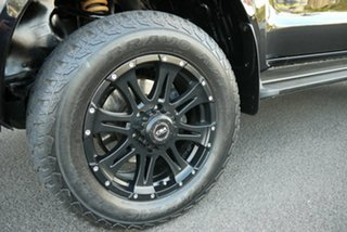 2014 Foton Tunland P201 Black 5 Speed Manual Utility