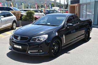 2014 Holden Ute VF MY14 SS Ute Storm Black 6 Speed Sports Automatic Utility