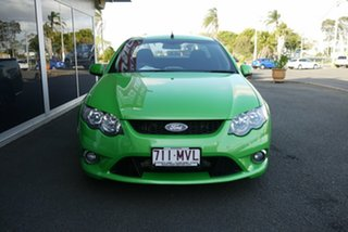 2009 Ford Falcon FG XR6 Ute Super Cab Turbo 6 Speed Sports Automatic Utility
