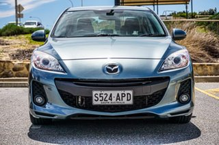 2012 Mazda 3 BL10F2 MY13 Maxx Activematic Sport Blue 5 Speed Sports Automatic Sedan.