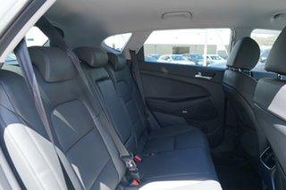 2020 Hyundai Tucson ELITE Elite AWD Pure White 8 Speed Sports Automatic Wagon