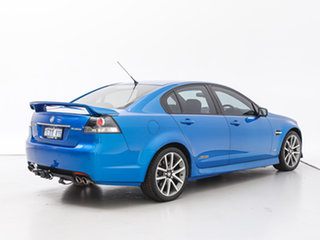 2011 Holden Commodore VE II SS-V Blue 6 Speed Automatic Sedan